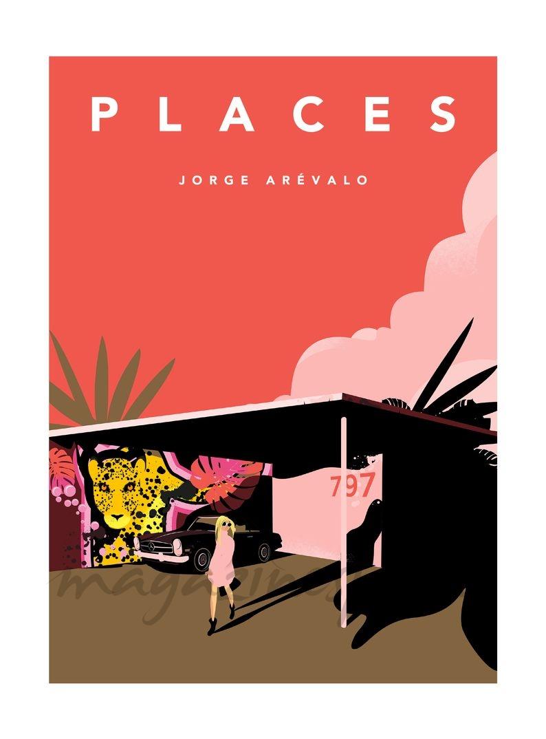 """""""Places"""" Jorge Arévalo"""