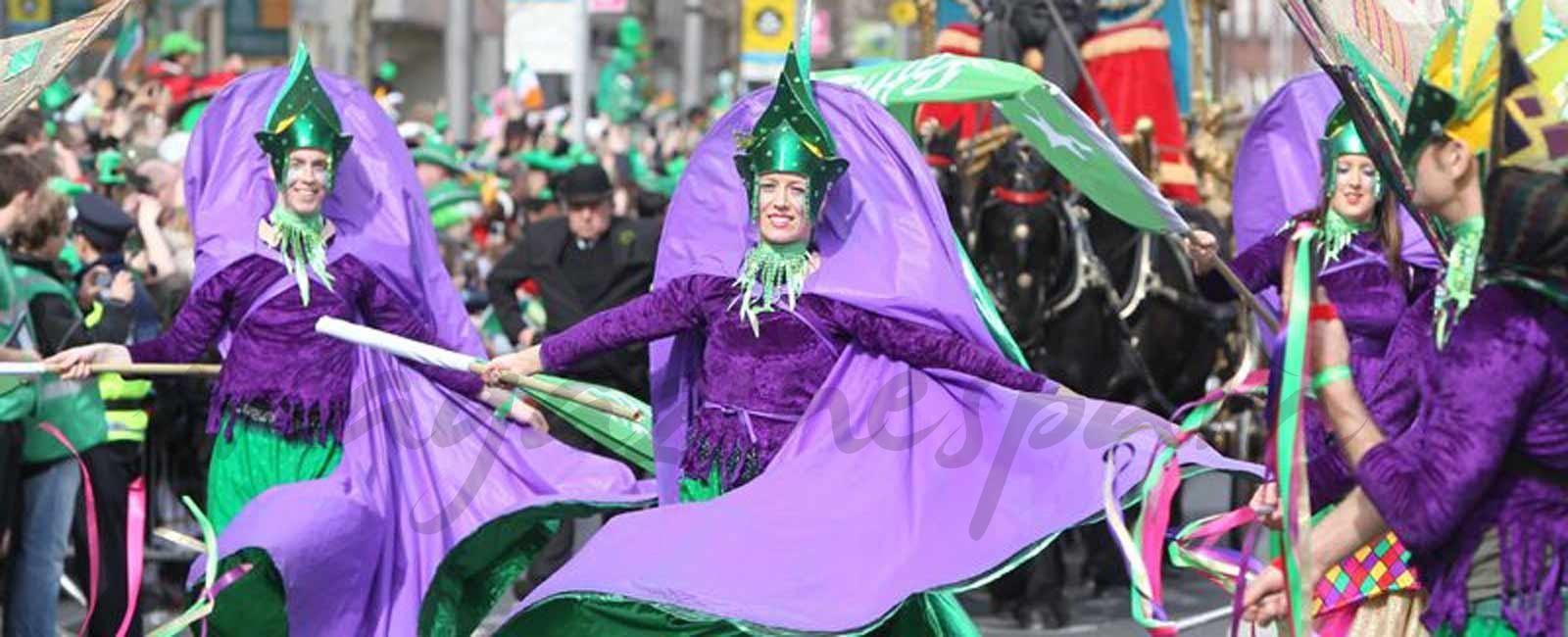 Irlanda se prepara para celebrar su San Patricio más welcoming