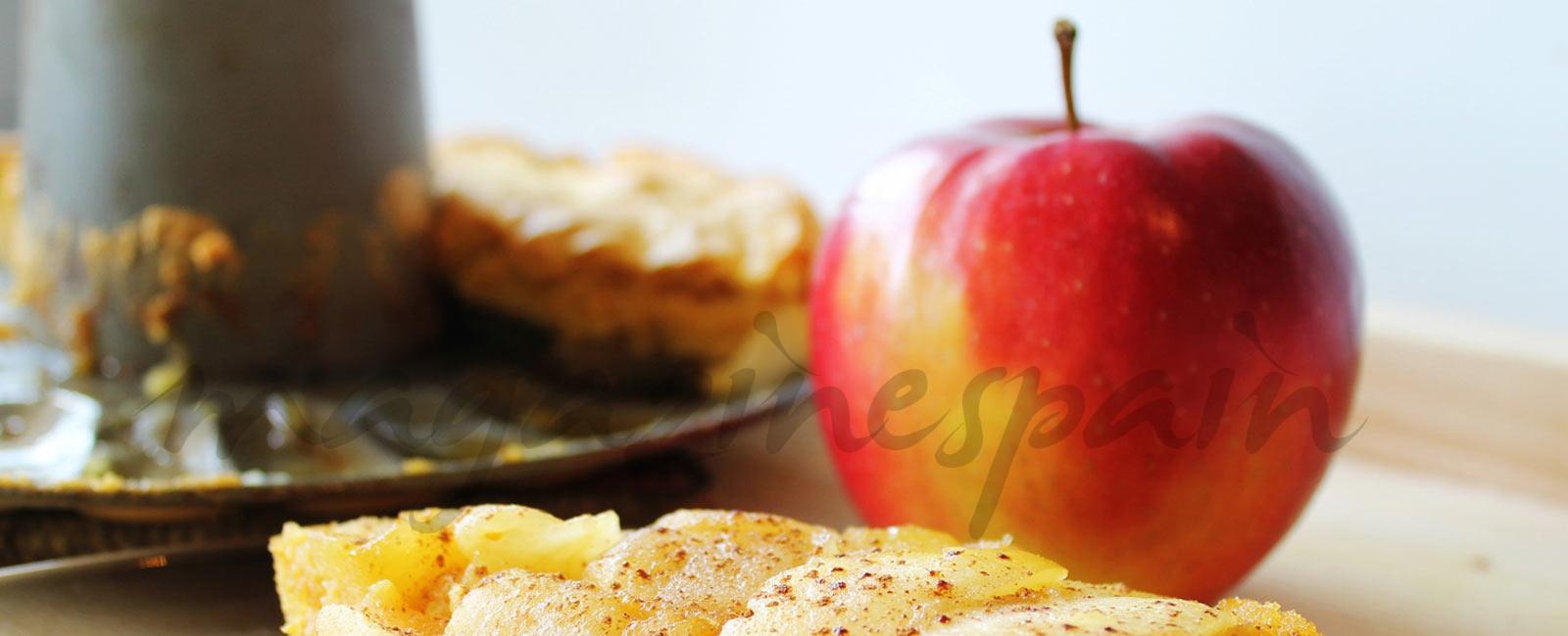 Secretos y recetas de la tarta de manzana