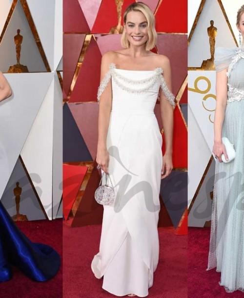 Oscars 2018: Los looks más espectaculares de la alfombra roja