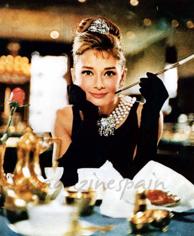 """Audrey Hepburn - """"Desayuno con diamantes"""" - 1961"""