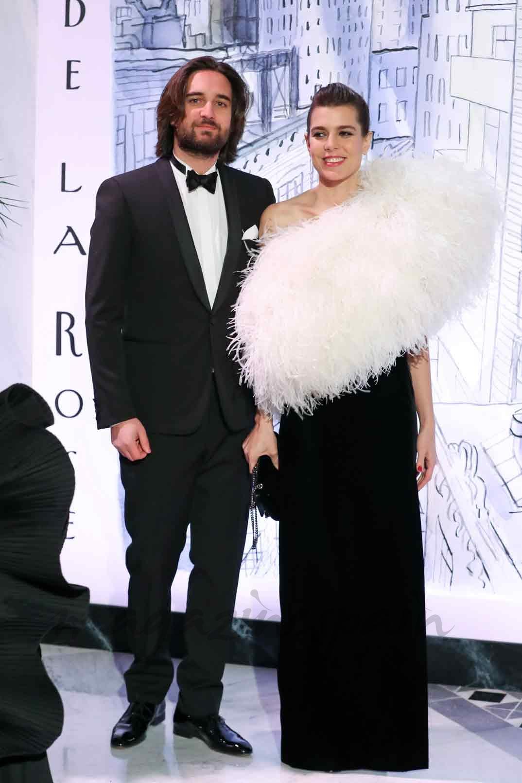 Carlota Casrirathi y Dimitri Rassam