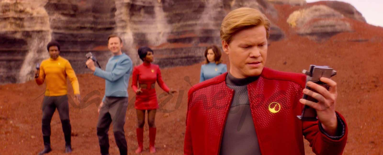 Netflix anuncia la 5ª temporada de «Black Mirror»
