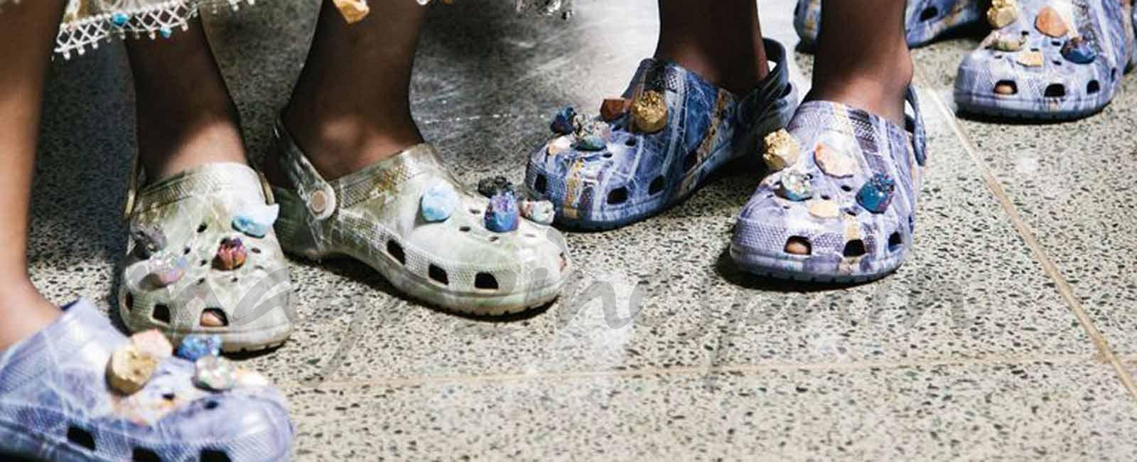 Crocs y Balenciaga, su nueva propuesta