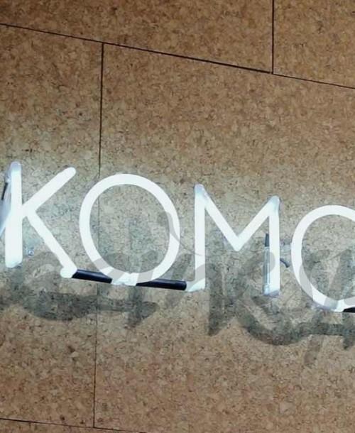 Fran Larrañaga en Komono