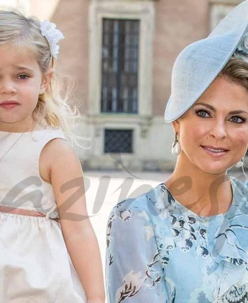 La princesa Magdalena de Suecia da a luz a su tercer hijo… ¡una niña!