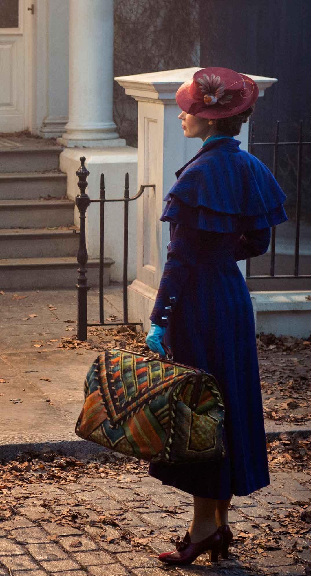Emily Blunt - El regreso de Mary Poppins