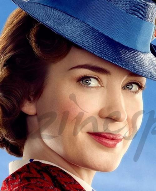 """Primeras imágenes de """"El regreso de Mary Poppins"""""""