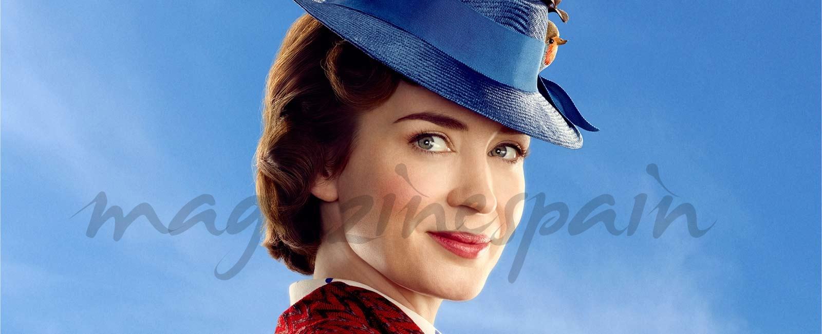 Primeras imágenes de «El regreso de Mary Poppins»