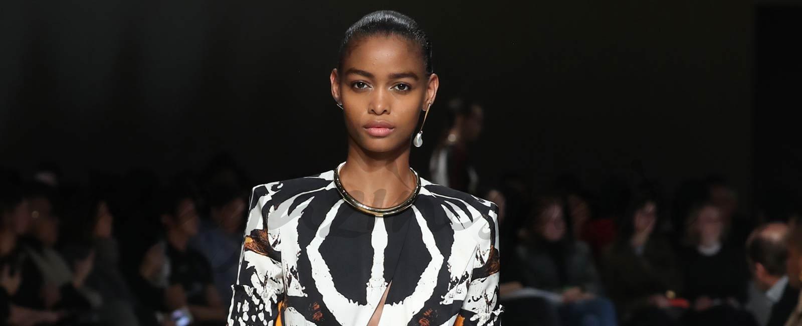 París Fashion Week: Alexander McQueen Otoño-Invierno 2018/2019