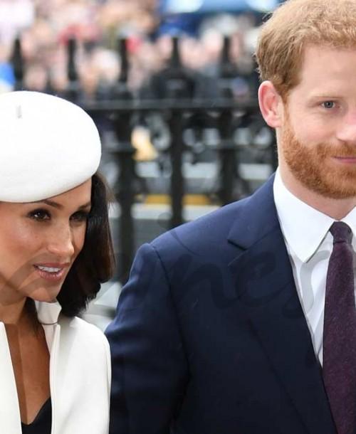El primer acto oficial de Meghan Markle con la Reina de Inglaterra