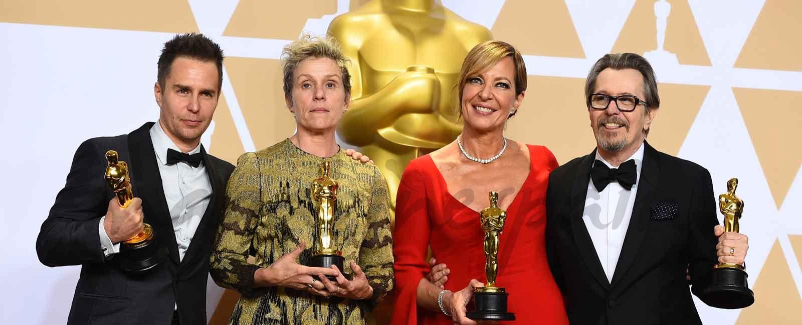 Oscars 2018: Lista completa de ganadores