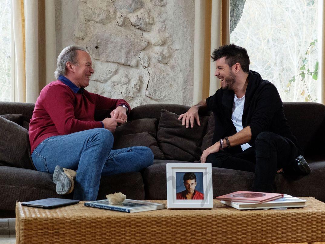 Bertín Osborne y Pablo López - Mi casa es la tuya - © Mediaset
