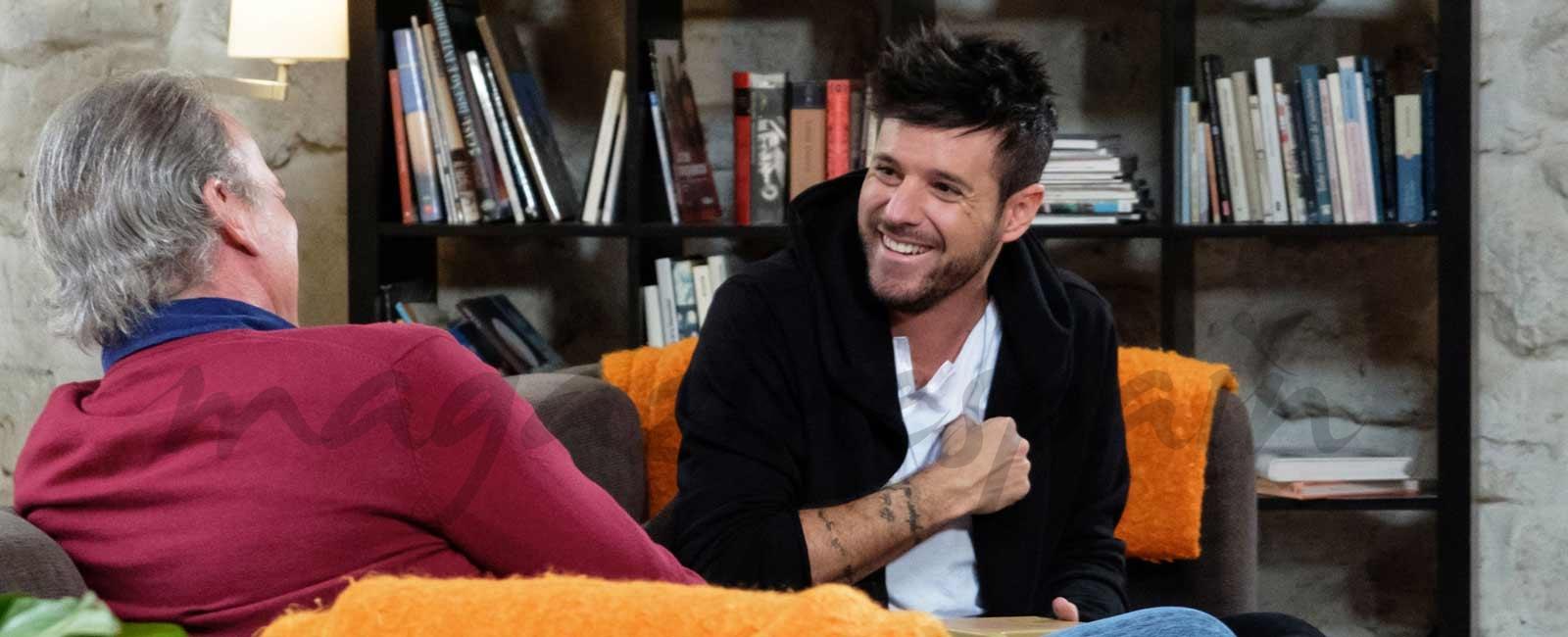Pablo López, su entrevista más íntima y reveladora en «Mi casa es la tuya»