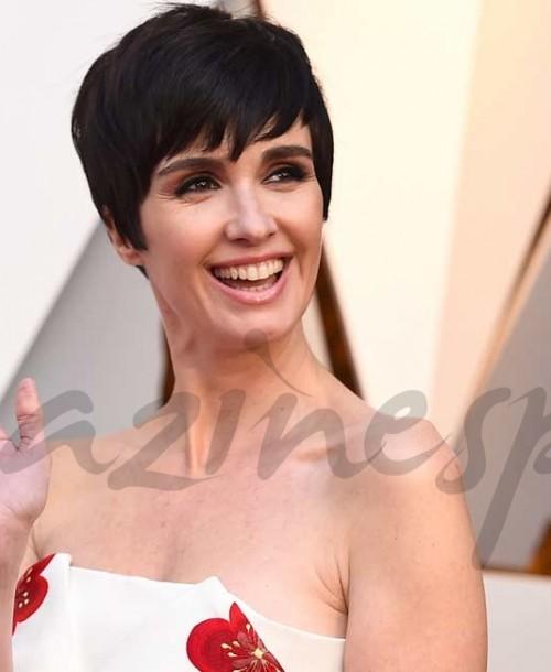 Paz Vega, el glamour español en los Oscars 2018