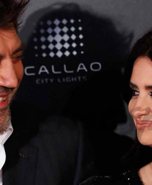 """Penélope Cruz y Javier Bardem, una pareja de cine sobre la alfombra roja de """"Loving Pablo"""""""