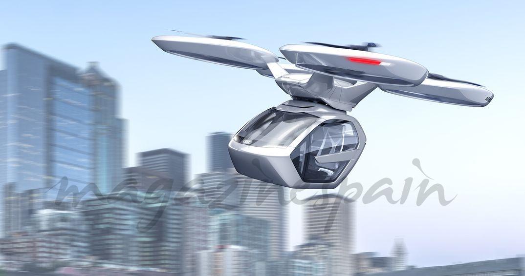 Pop Up Netx - Audi, Italdesign y Airbus