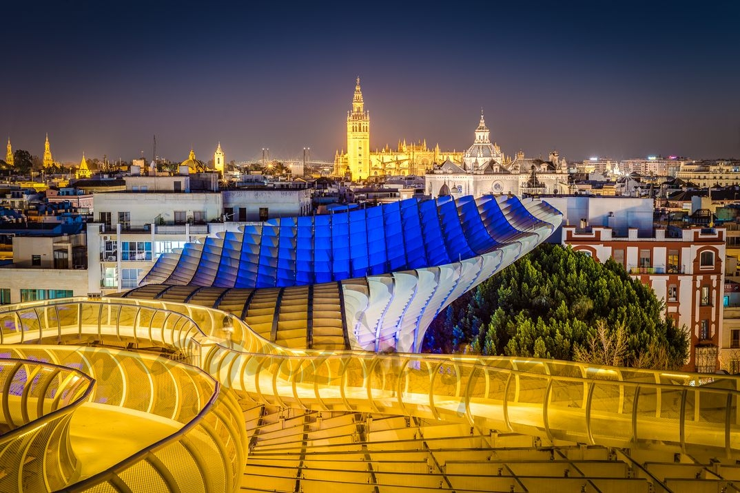 Semana Santa - Turismo Sevilla