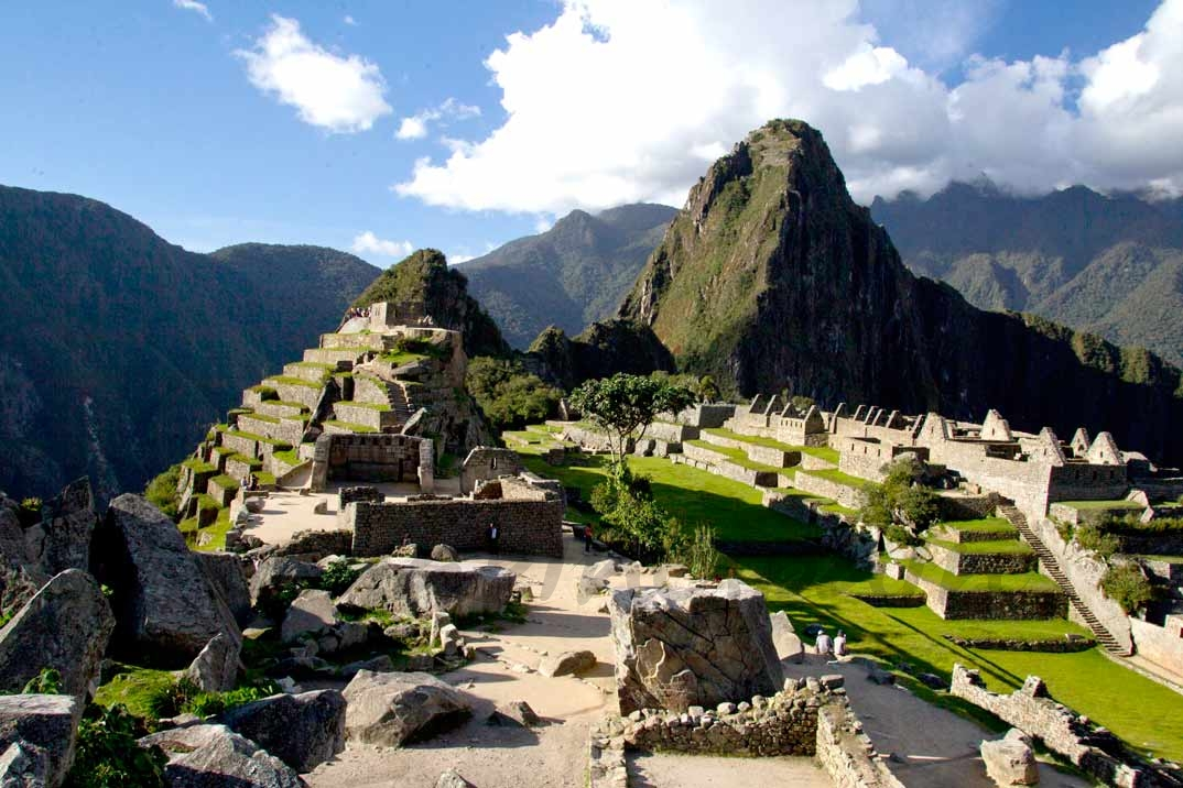 Ciudadela de Machu Pichu © Pilar Olivares