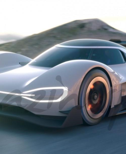 El Volkswagen I.D. R Pikes Peak preparado para su estreno mundial