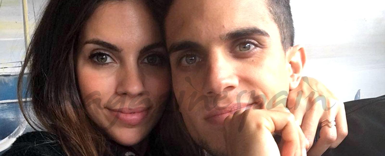¿Qué original nombre le han puesto Marc Bartra y Melissa Jiménez a su segunda hija?