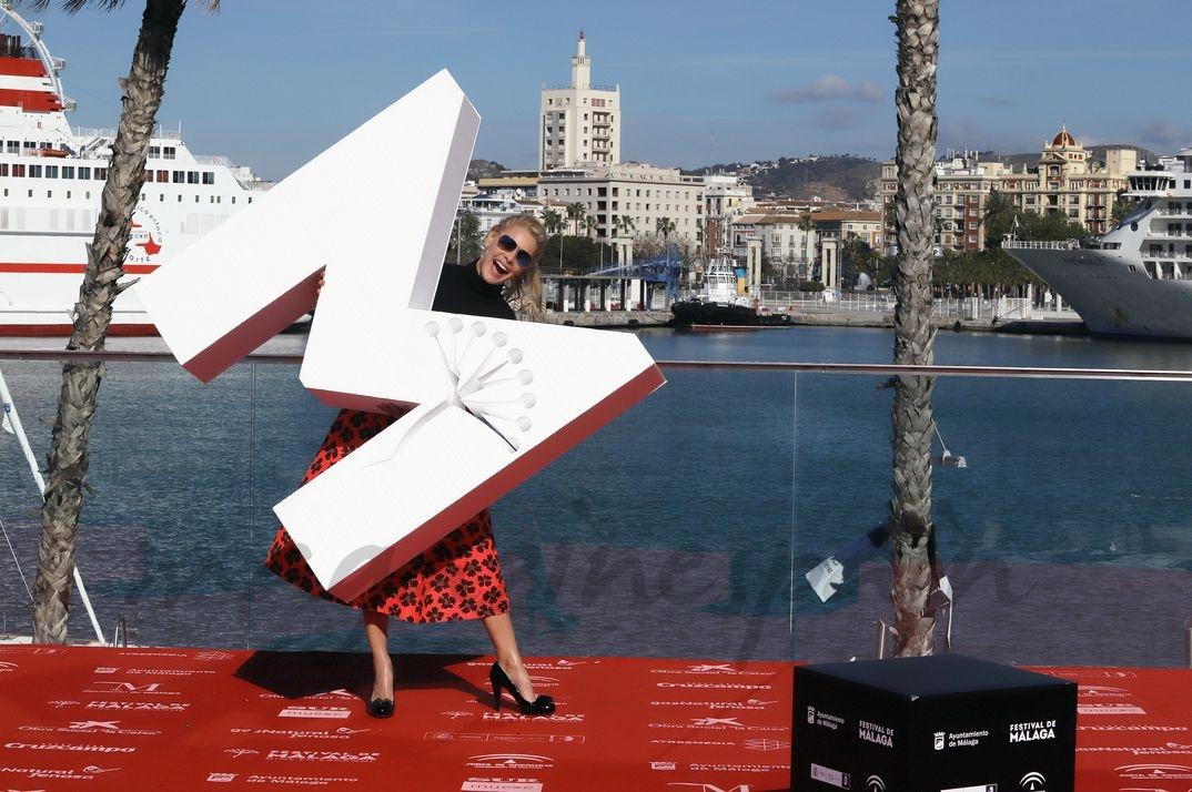 Belén Rueda © Alex Zea/Festival de Cine de Málaga