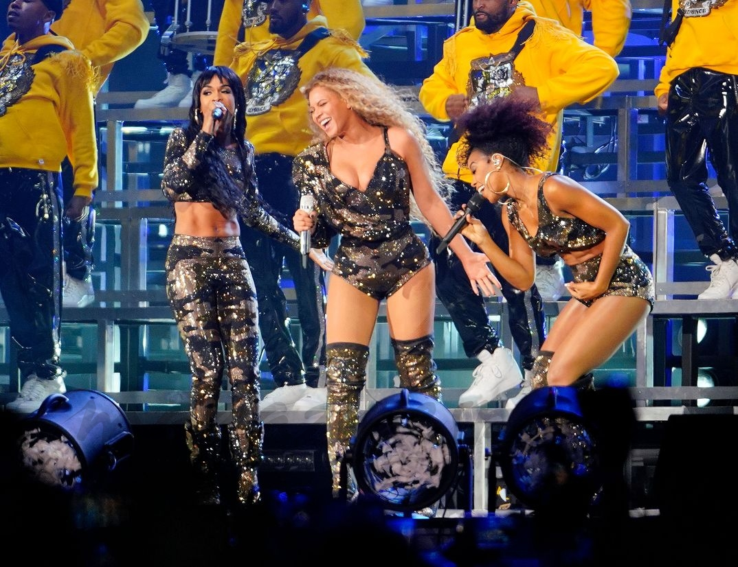 Beyonce y las Destiny's Child