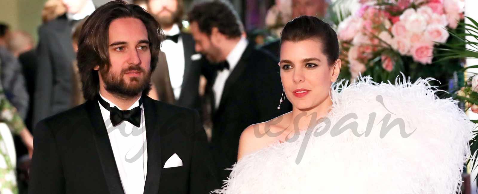 Carlota Casiraghi, embarazada de Dimitri Rassam