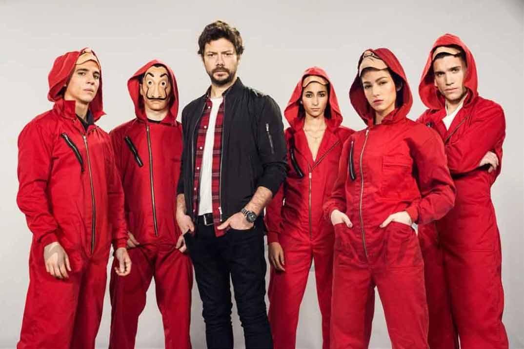 «La Casa de Papel», la mejor serie española de los últimos años
