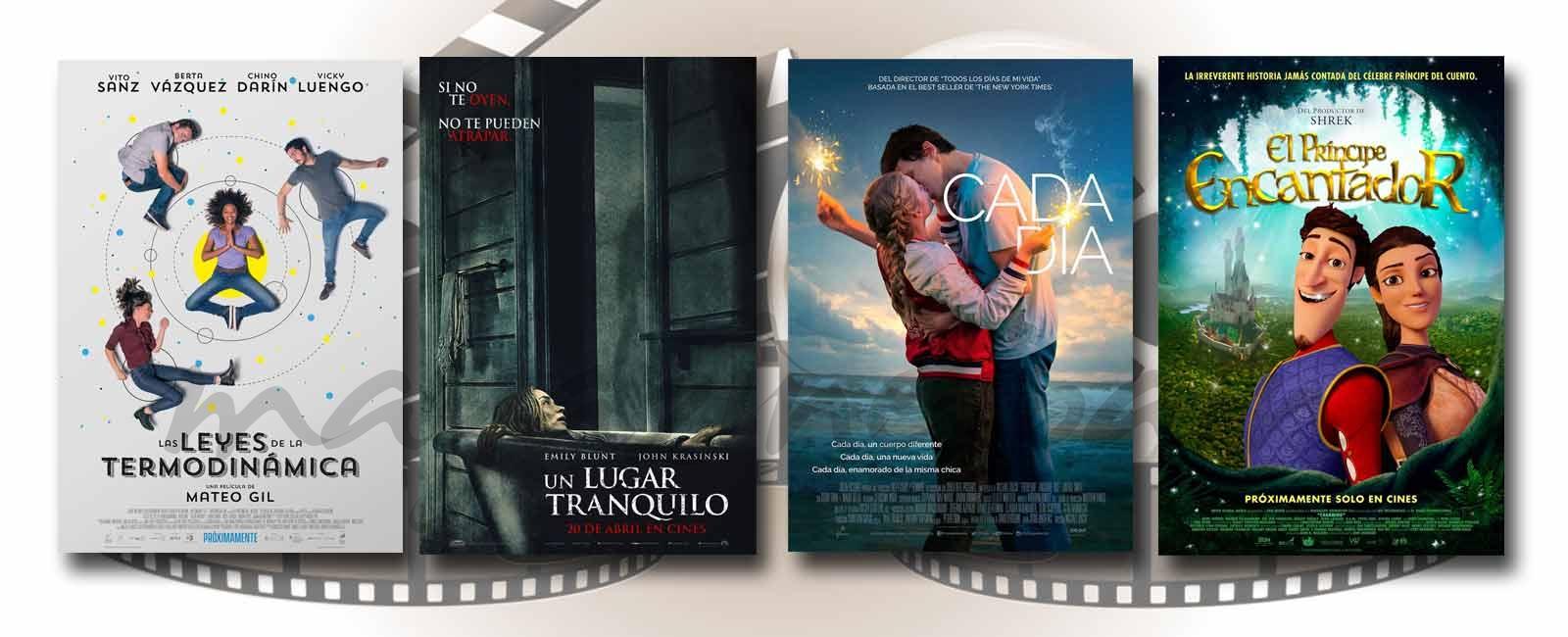 Estrenos de Cine de la Semana… 20 de Abril 2018