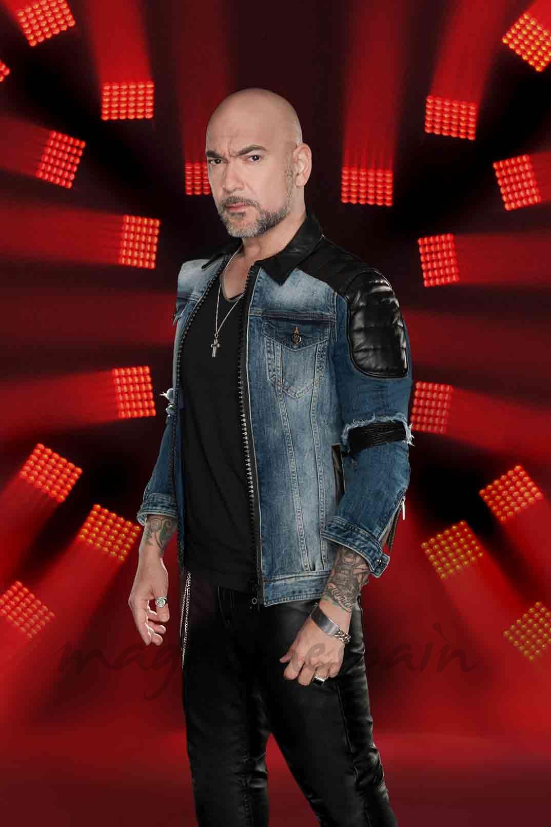 Fernando Montesinos - Factor X - © Mediaset