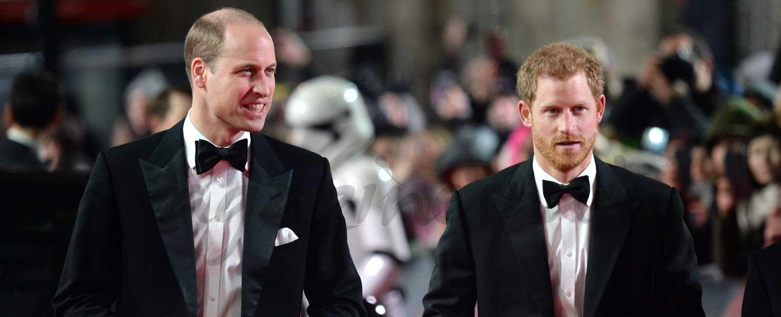 ¡Confirmado! El príncipe Guillermo será el padrino de boda de su hermano Harry