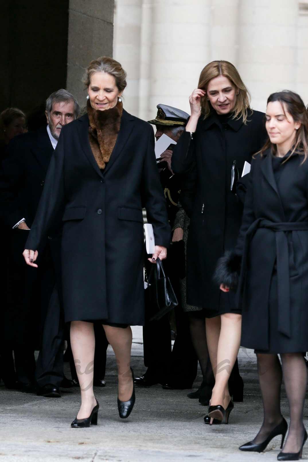 Infanta Elena e Infanta Cristina