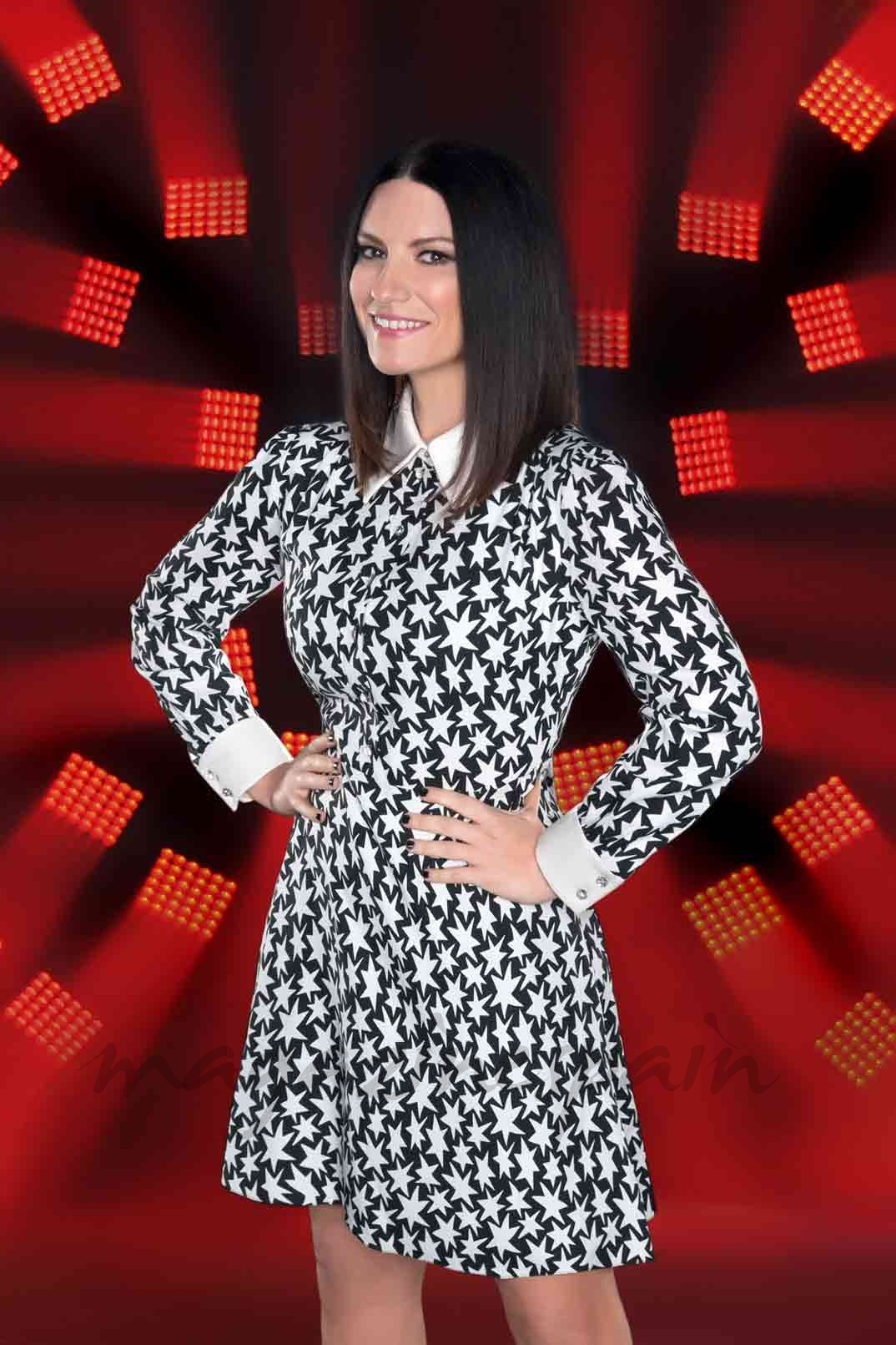 Laura Pausini - Factor X - © Mediaset