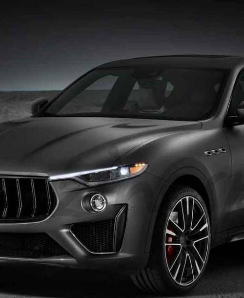 Estreno mundial del Maserati Levante