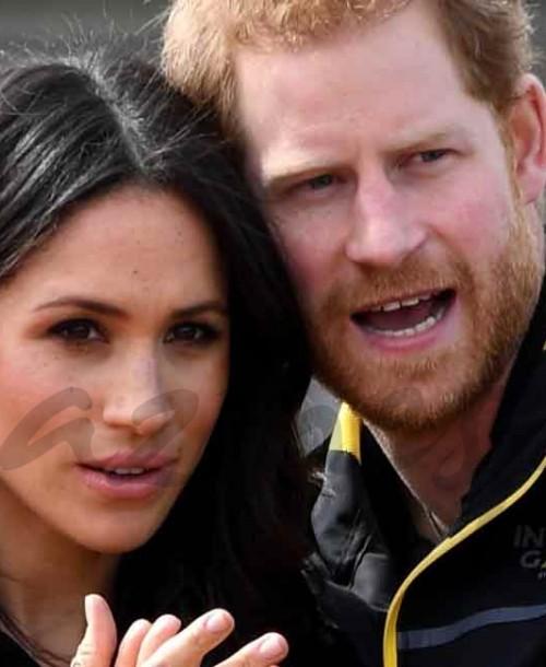 La lista de boda del príncipe Harry y Meghan Markle