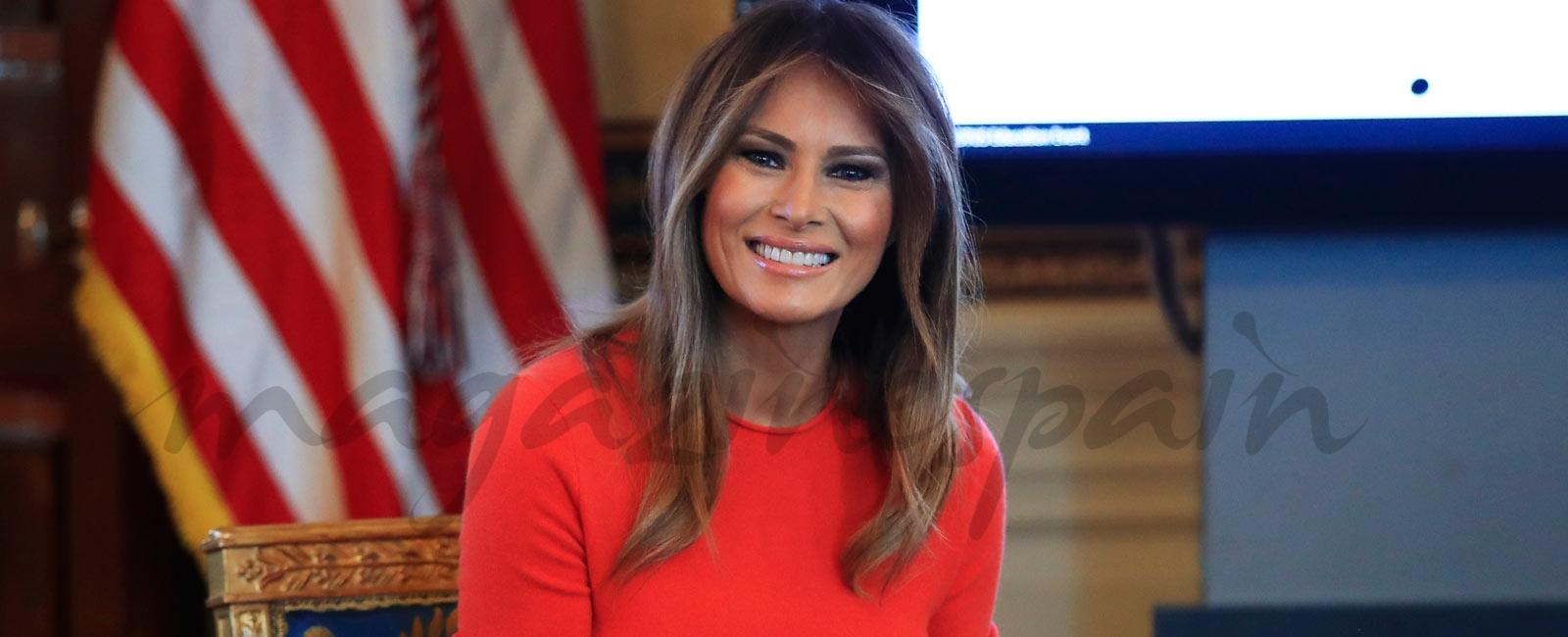 Así eran, Así son: Melania Trump 2008-2018