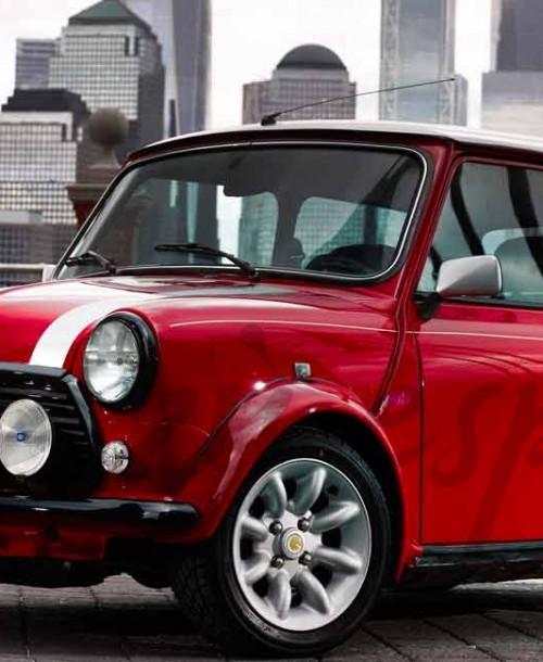 Regreso al futuro: El clásico Mini Electric