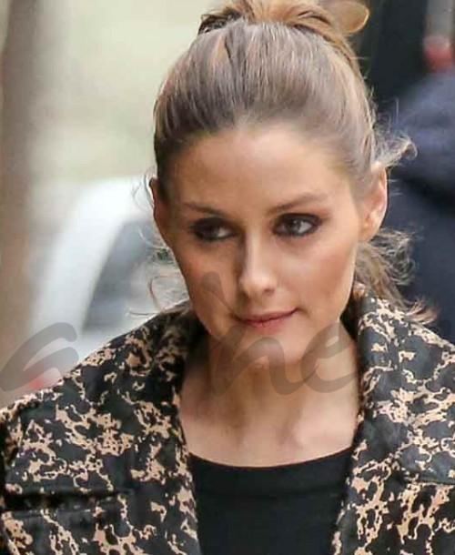 Olivia Palermo se viste de Zara