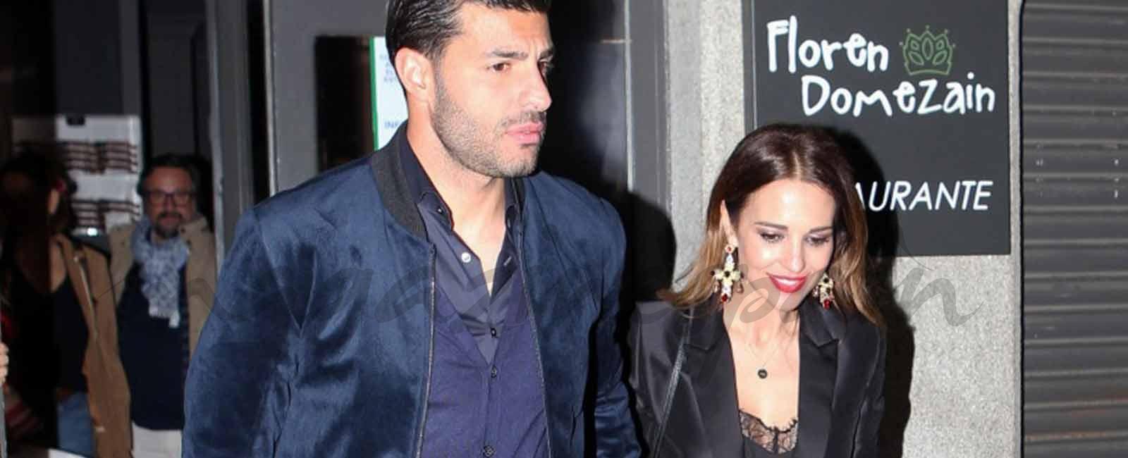 Paula Echevarría y Miguel Torres ya pasean de la mano