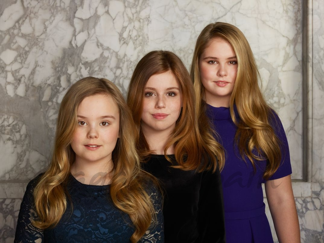 Princesa Ariane, Princesa Alexia, Princesa Amalia