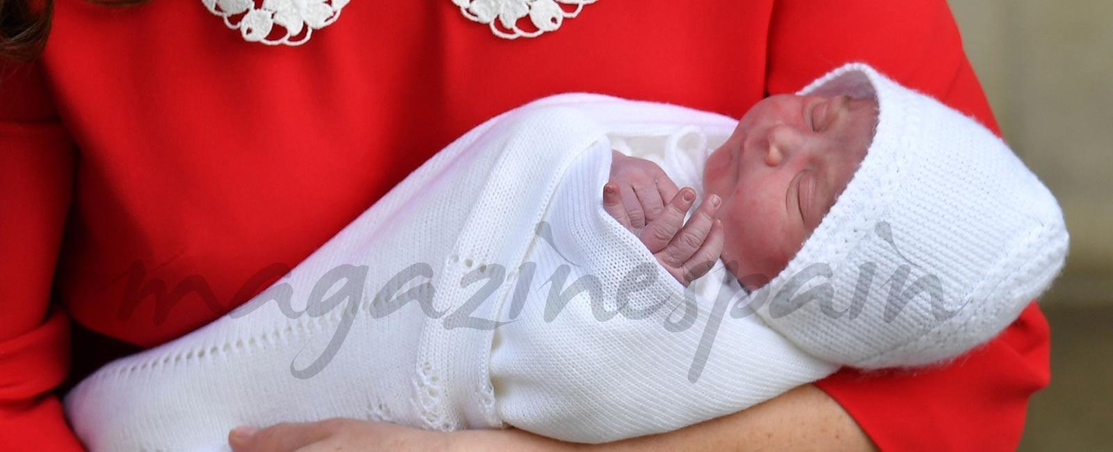 ¡Ya sabemos el nombre del tercer hijo de los Duques de Cambridge!