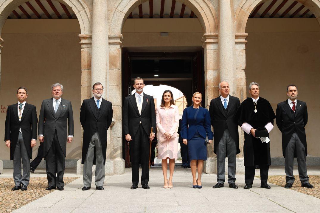 Los Reyes entregan el Premio Cervantes © Casa S.M. El Rey