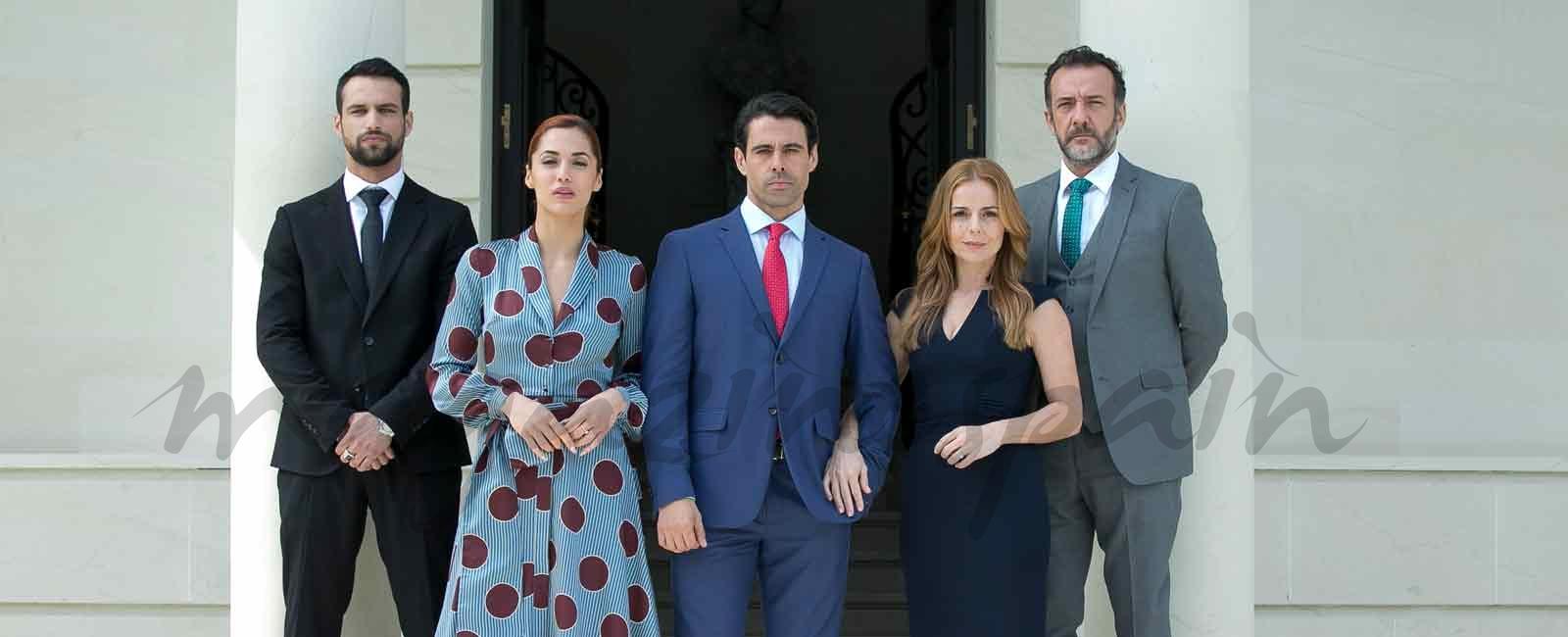 «Secretos de Estado», la nueva apuesta de Telecinco