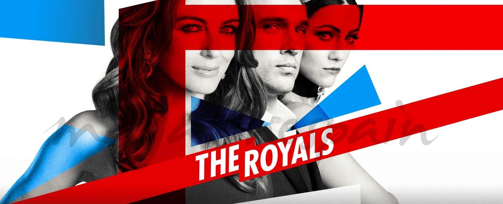 The Royals - Cuarta Temporada - © Movistar+