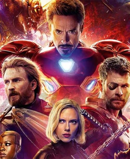 Vengadores: Infinity War – Tráiler