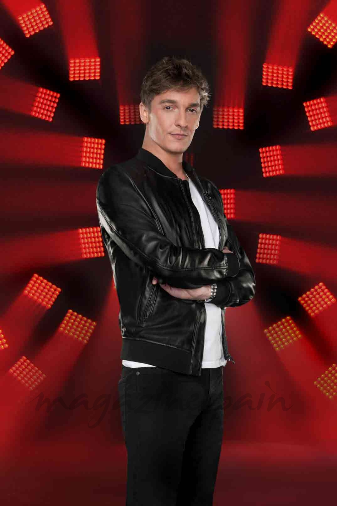 Xavi Martínez- Factor X - © Mediaset