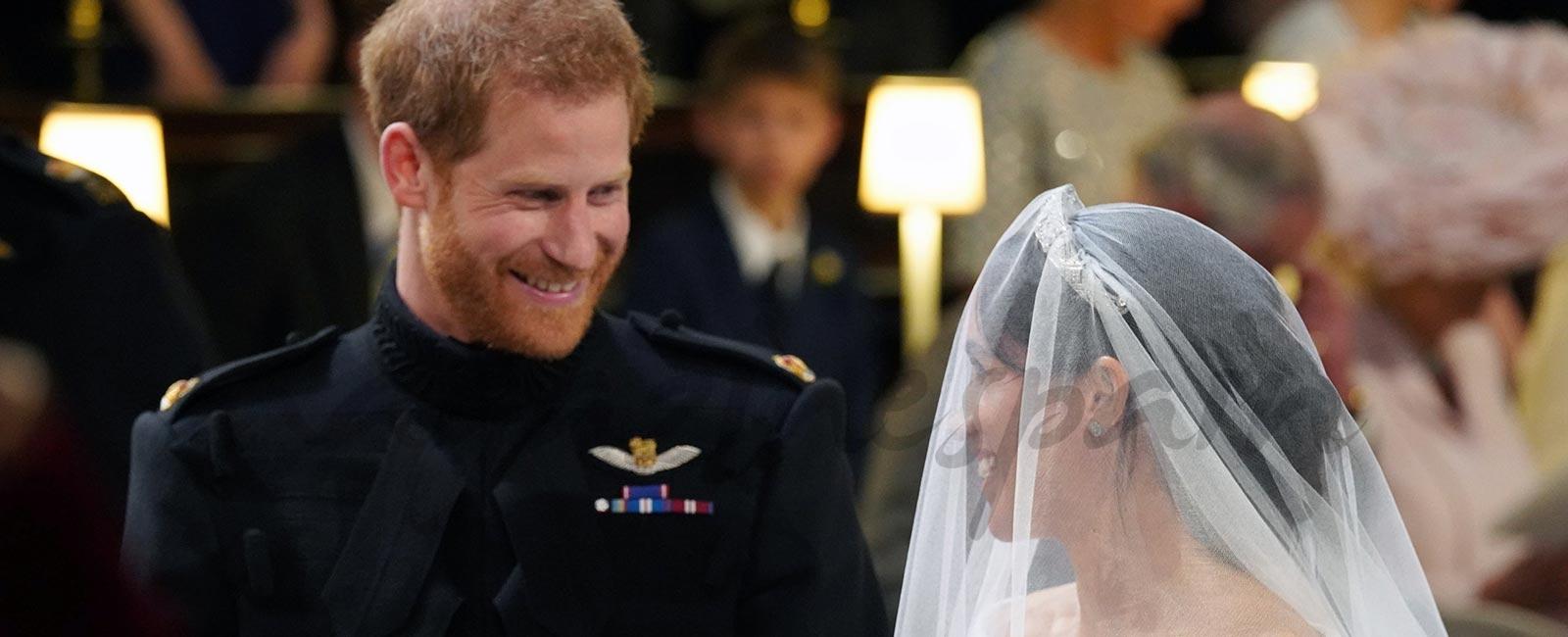 Las imágenes más esperadas de la boda de Meghan Markle y el príncipe Harry