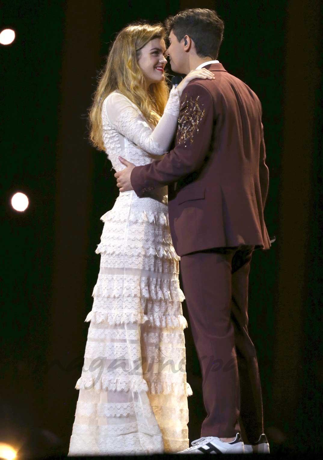Amaia y Alfred - Eurovisión 2018