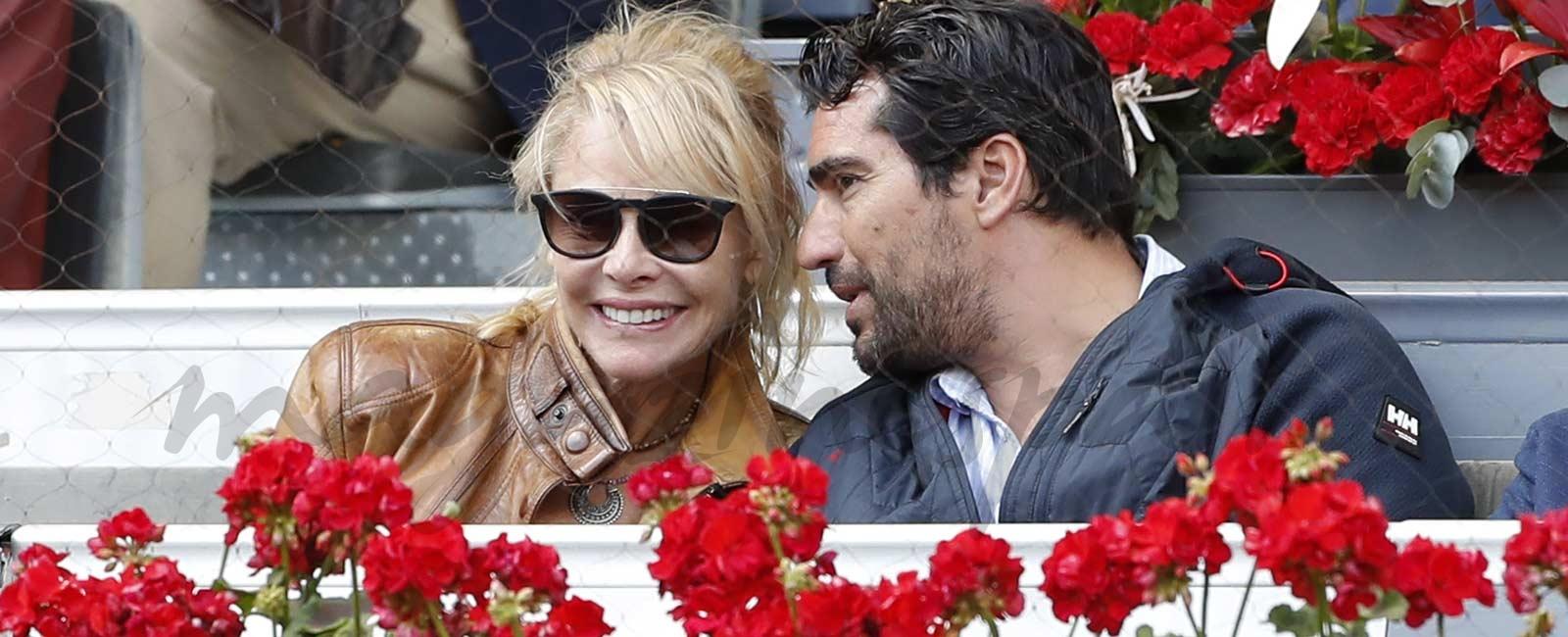 Las imágenes más románticas de Belén Rueda con su nuevo novio